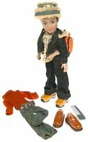 Bratz Boyz Dylan Nu-cool Collection By Mga