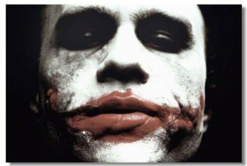504 The Dark Knight Rises Return Joker Movie TDK Movie 2012 Cat Poster Print