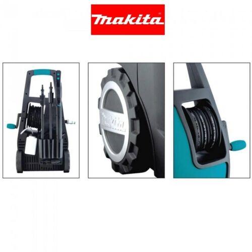 110bar licht praktisch NEU SET STARK ! Makita HW111 Hochdruckreiniger 1700W