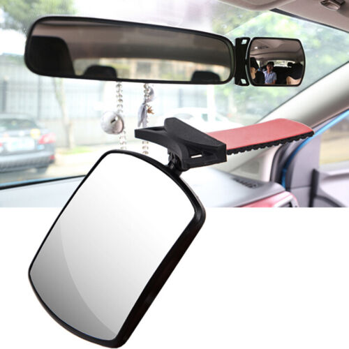 Baby Car Seat Rear View Mirror Facing Back Infant Kids  Toddler Ward Safety  ZP