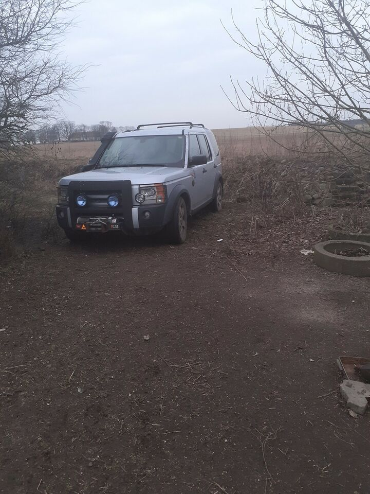 Land Rover, Discovery 3, 2,7 TDV6 HSE aut. Van