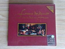 LOREENA Mc KENNIT - LIVE IN PARIS AND TORONTO- 2 CD SET NUOVO SIGILLATO (SEALED)