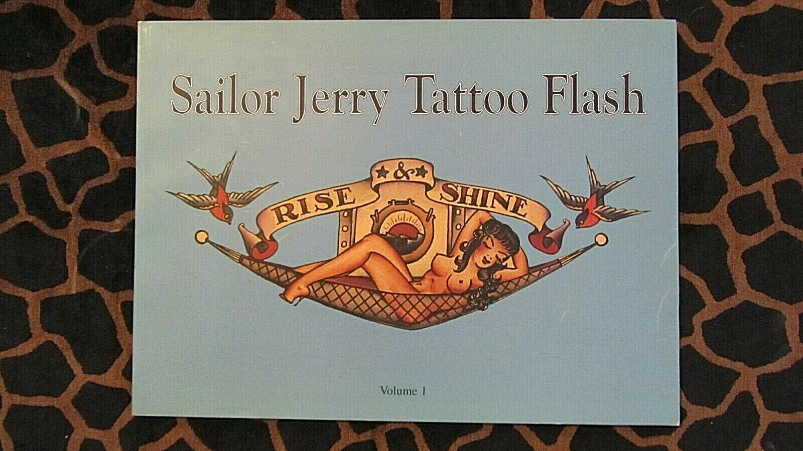 Sailor Jerry Tattoo Flash Vol.1 for
