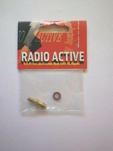 RADIO ACTIVE PRESSURE NIPPLE M3 #L-RGA2005//M3