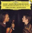 Mozart: Sonatas for Piano & Violin (CD, Nov-1991, DG Deutsche Grammophon)