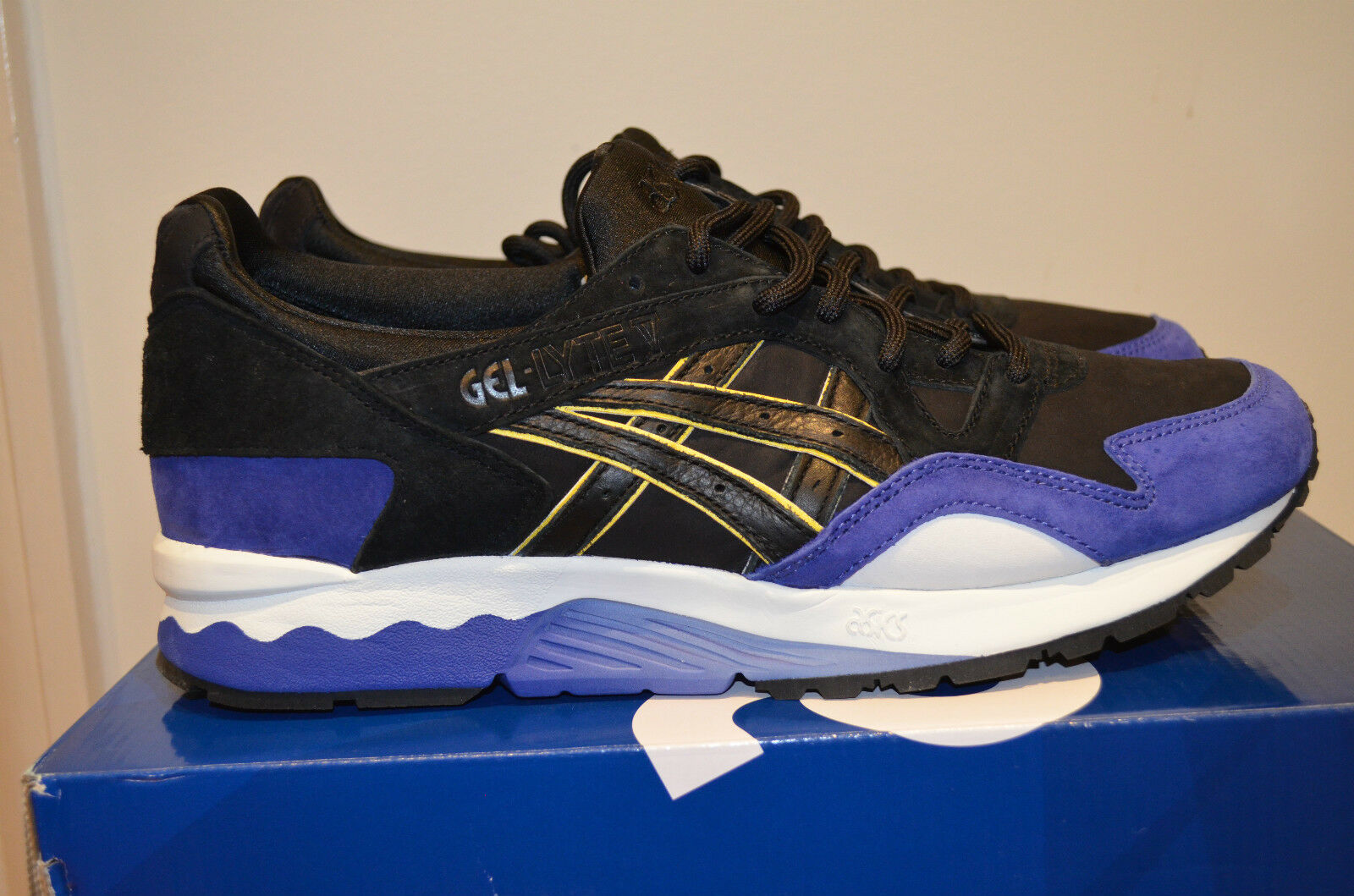 BAIT X ASICS Gel Lyte V Bay Pack - Splash City UK Size 9, 10