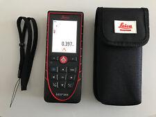 Entfernungsmesser Bosch Oder Leica : Leica disto d5 laser entfernungsmesser mit kamera ebay