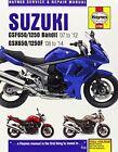 Haynes 4798 Suzuki Gsf650 & 1250 Bandit 07 - on Manual