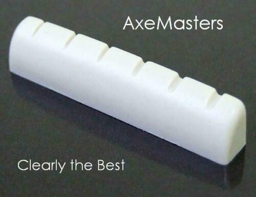 """43mm BONE NUT for TAYLOR Guitar USA MADE AxeMasters 1 11//16/"""" Big Baby..."""