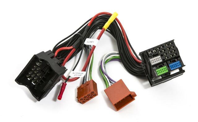 Audison Prima AP T-H AVS02 T-Harness Plug & Play Audi Volkswagen bit Amplifier