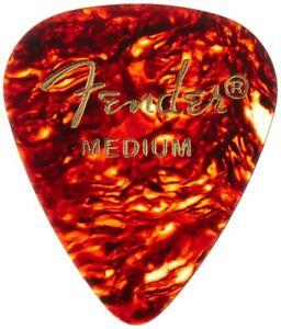 Fender-351-Classic-Celluloid-Guitar-Picks-SHELL-MEDIUM-144-Pack-1-Gross