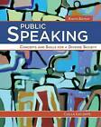 Public Speaking: Concepts and Skills for a Diverse Society by Clella Iles Jaffe (Paperback, 2015)