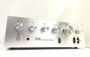 TEAC-AS-M30-Stereo-Amplifier-High-End-60-Watts-RMS-Vintage-1978-PERFECT-LIKE-NEW