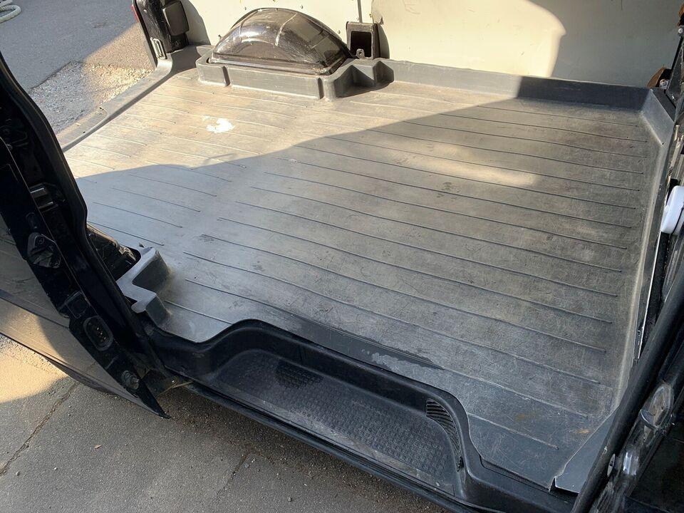 Plastikbund, VW transporter T4