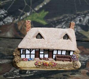 Izaak-Walton-por-Lilliput-Lane-Miniatura-obra-maestra-Cottage-Firmado