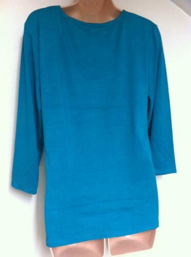 Womens Top by Pomodoro New with Tag Turquoise