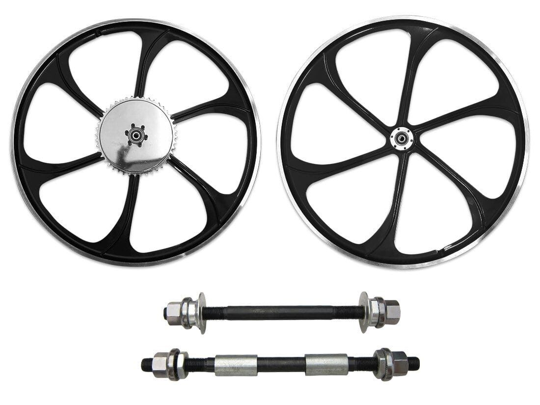 BBR Tuning 26 Inch Heavy Duty Front Mag  Wheel for Mountain Bikes, Beach Cruisers  best sale