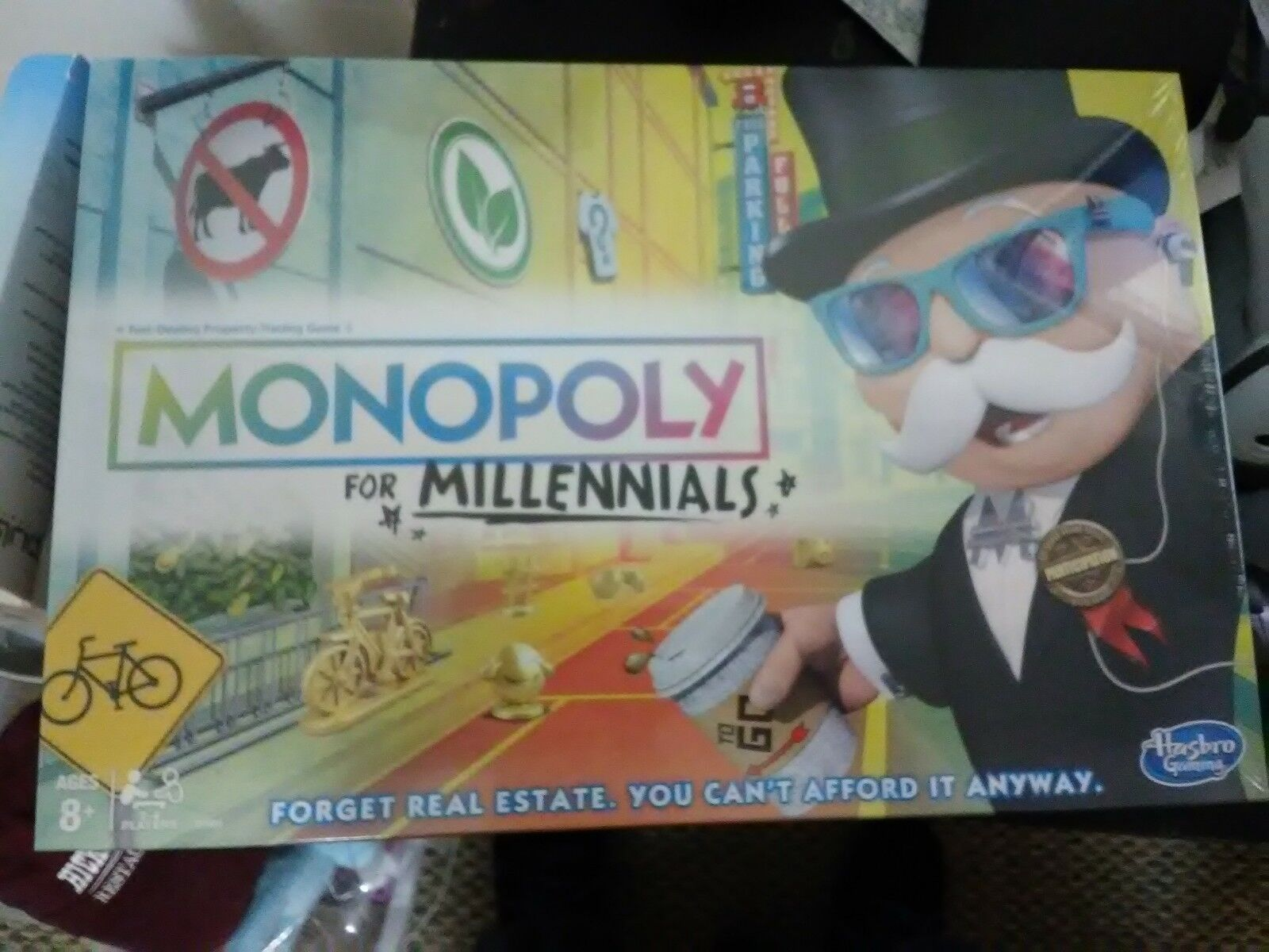 Monopoly for Millennials NEW 2018 TOP TREND