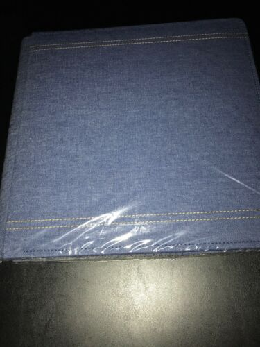Creative Memories Old Style Coverset No Pages denium blue