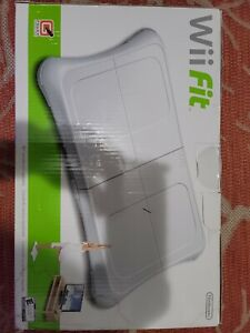 Wii Fit Balance Board + Wii Fit + Wii Fit Plus + Nickelodeon Fit Fast Shipping