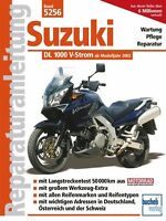 Suzuki 1000 V Strom ab 2002 Reparaturanleitung Reparaturbuch Handbuch Wartung