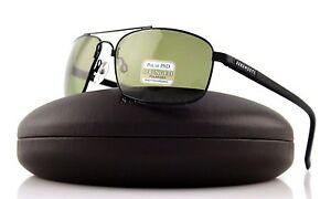 Genuine-POLARIZED-SERENGETI-PALLADIO-Satin-Black-PHD-555NM-Lens-Sunglasses-7567
