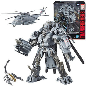 Transformers Hasbro Blackout Studio Series 08 Leader Level Action Figure No Box