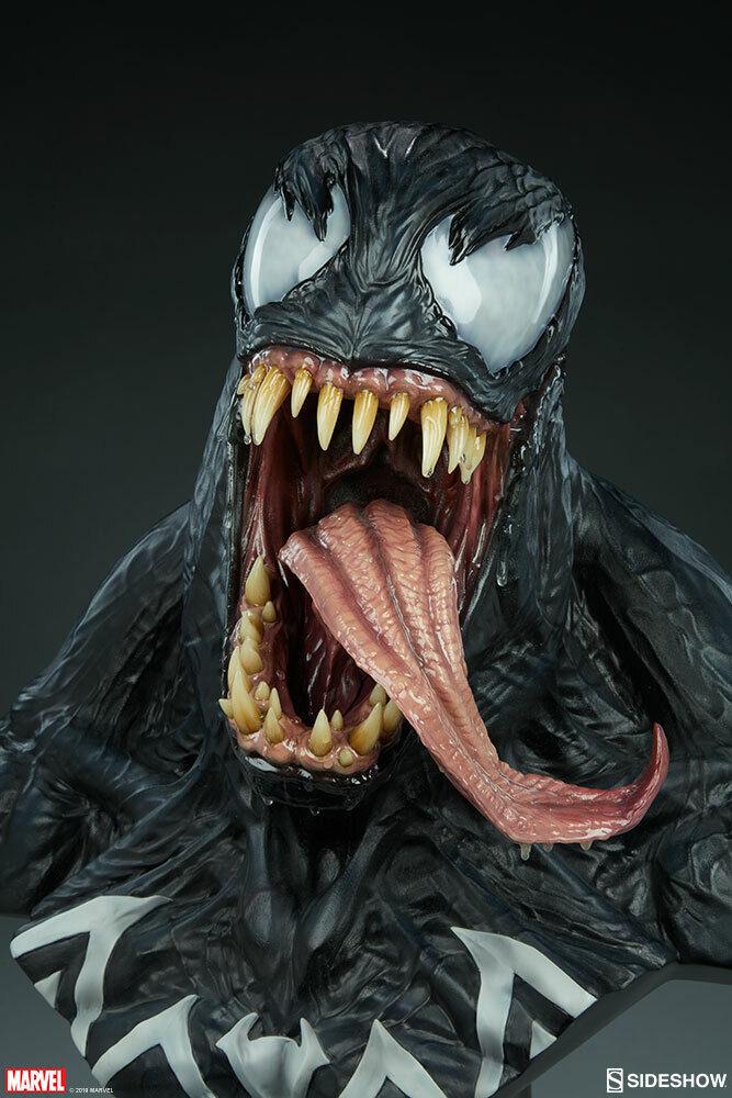 Sidemostrare Collectibles Venom autobusto a greezza numero 742