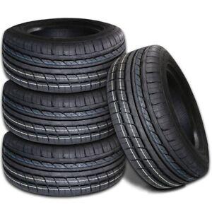 4-Lionhart-LH-101-225-55ZR16-99W-XL-All-Season-Traction-High-Performance-Tires