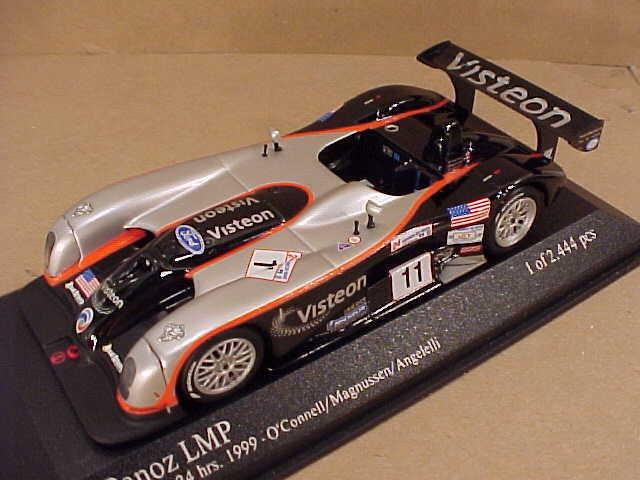 Action Action Action Racing 1 43 Moulage sous Pression Panoz Lmp Spyder, '99 Mans, Visteon   b0f353