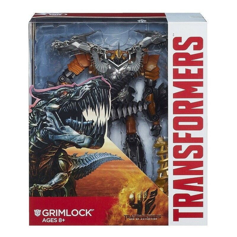HASBRO Transformers 4 AGE OF EXTINCTION GENERATIONS Leader Grimlock Figura