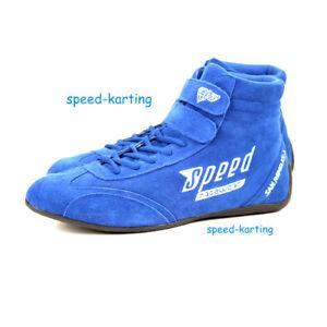 Speed-Standard-Kartschuhe-blau-034-San-Remo-KS-1-034-Karting-Go-Kart-Motorsport