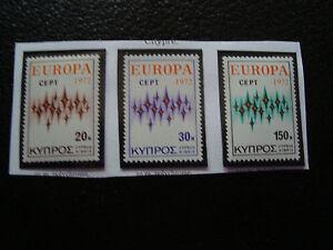 Zypern-Briefmarke-Yvert-Und-Tellier-N-366-A-368-N-A22-Briefmarke-Cyprus