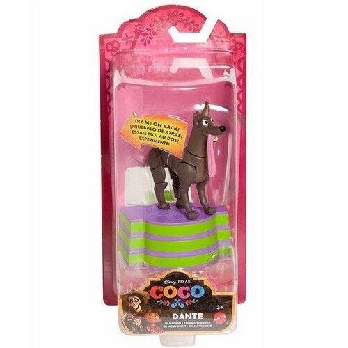MATTEL DISNEY PIXAR Coco figures-Dante-Hector-Miguel Choix de 3 caractères