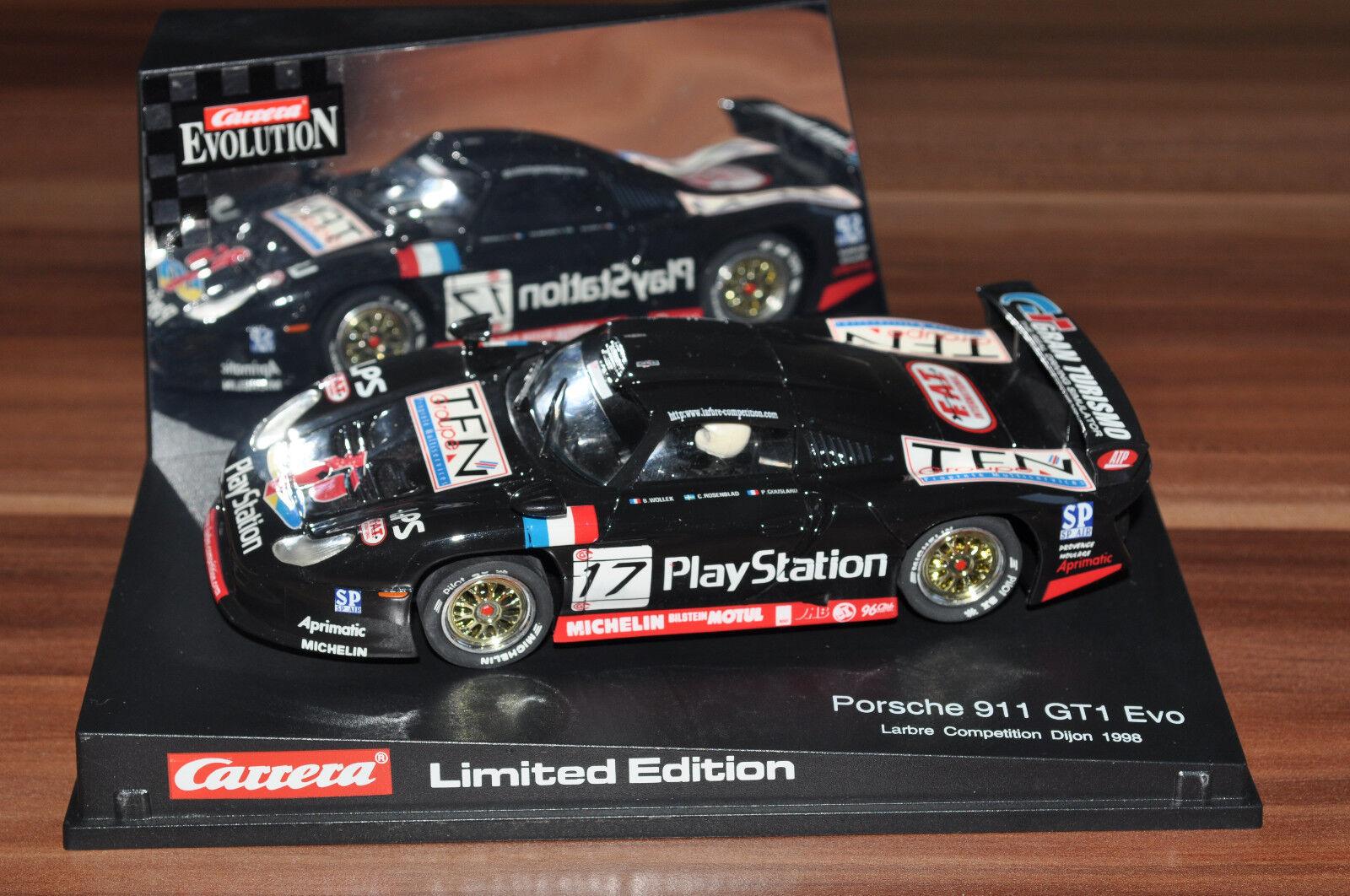 Porsche 911 GT1 Evo Team Labre von Carrera Evolution