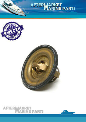replaces Volvo Penta 876080 Thermostat for Volvo Penta AQ and MD