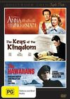 Hollywood Gold - Anna & The King Of Siam / The Keys Of A Kingdom / The Hawaiians (DVD, 2014, 3-Disc Set)