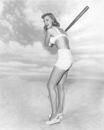 LOLA ALBRIGHT 1940s Vintage Rare Celebrity Exclusive 8 x 10 Photo 489