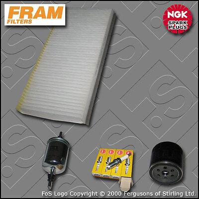 />3515366 OIL AIR FUEL CABIN FILTER 2003-2009 SERVICE KIT for SAAB 9-3 1.8 16V