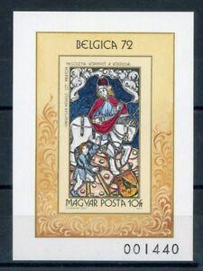 Ungarn MiNr. Block 90 B postfrisch MNH St. Martin (A0517
