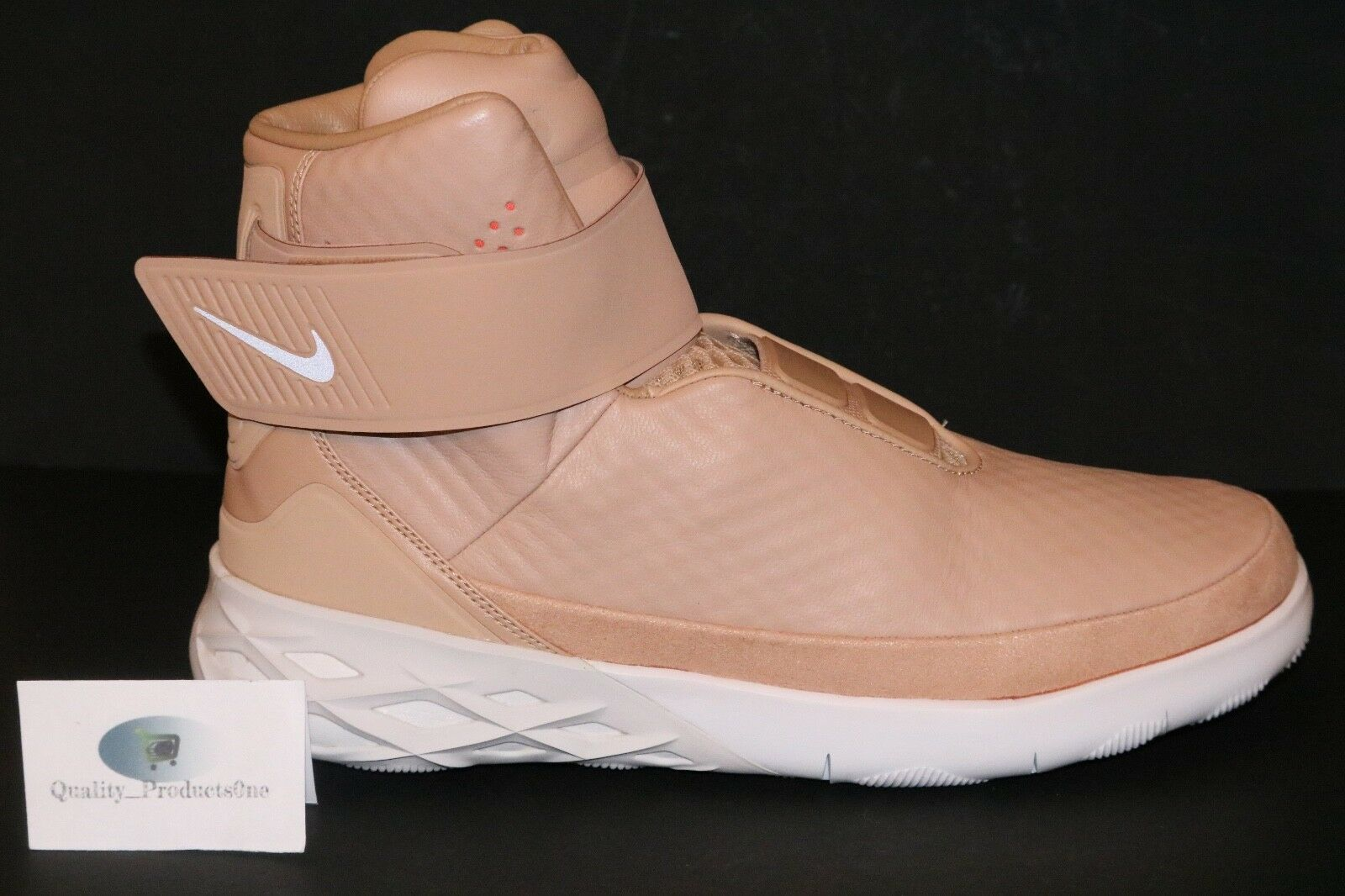Nike Swoosh Hunter Vachetta Tan Summit White 832820 200 Men's Sz 10-11