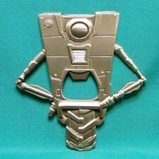 Borderlands 2 Claptrap Metal Bottle Opener Fridge Magnet CL4P-TP Robot