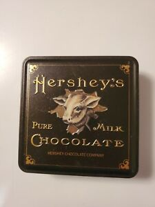 HERSHEY-039-S-Pure-Milk-CHOCOLATE-Collectible-Nostalgic-Tin-Vintage-Edition-6