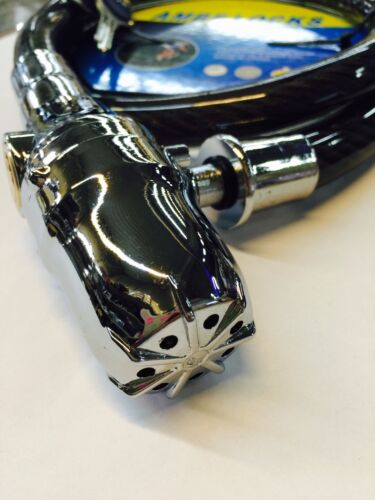 Fahrradschloss Lock Alarm Kabelschloss Motorradschloss Schloss 1100mm//20mm Neu