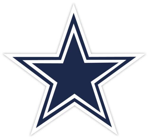 Dallas Cowboys Fan Vinyl Sticker Decal **SIZES** Cornhole Truck Car Bumper