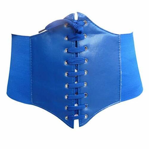Korsett Hüftgurt Stretch-Gürtel elastischer breiter Hüftgurt Band gebunden