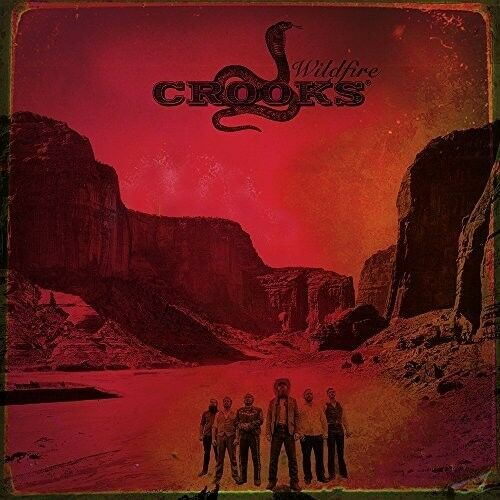 Crooks - Wildfire [New CD]