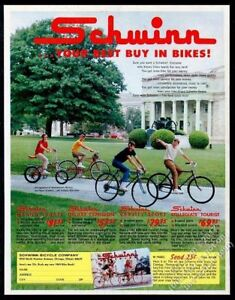 6f585f68f64 Image is loading 1969-Schwinn-Orange-Krate-Typhoon-Varsity-Collegiate-bike-