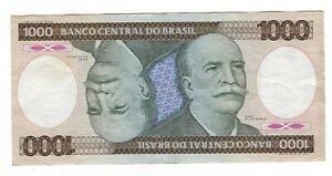 1000-Cruzeiros-Bresil-1985-c164-p-201c-Brazil-billet