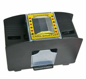 Professional-Playing-Cards-Shuffler-21-14-10-cm-High-Graded-Quality-Shuffler-New
